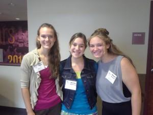 Alyson, me, & Abigail