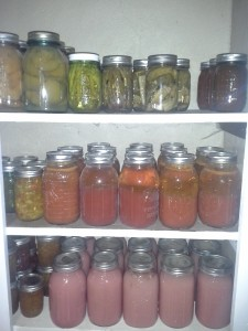 Pickles, Tomato Soup, and Applesauce!