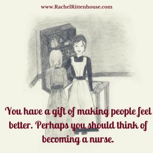Nurse Katie and Laura